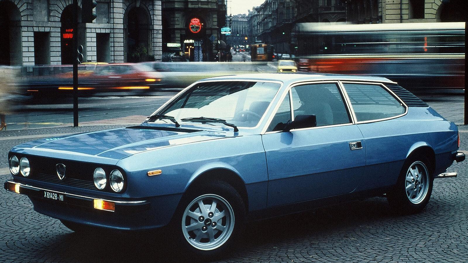 Lancia Beta HPE 1978 3