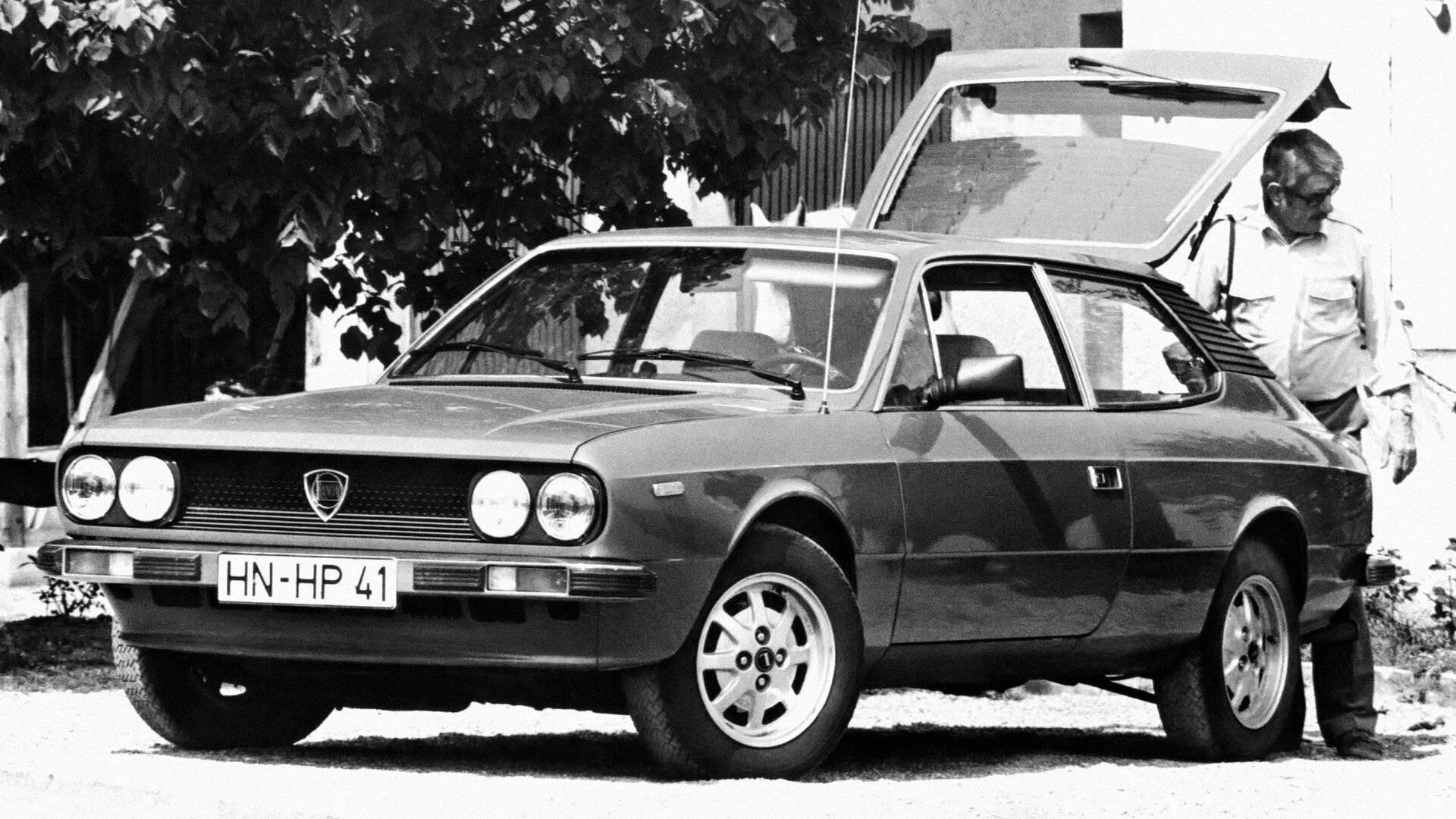 Lancia Beta HPE 1978 4