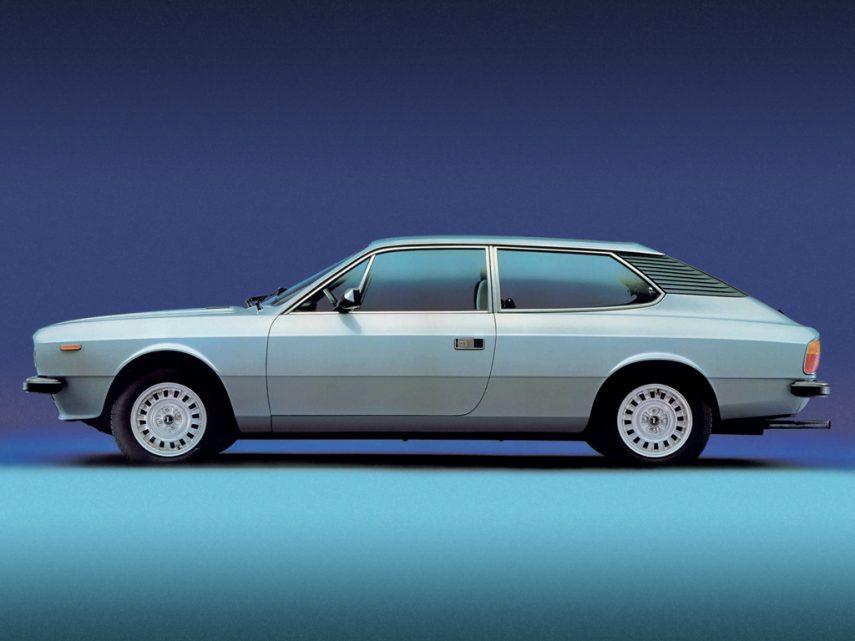 Lancia Beta HPE 1978 6