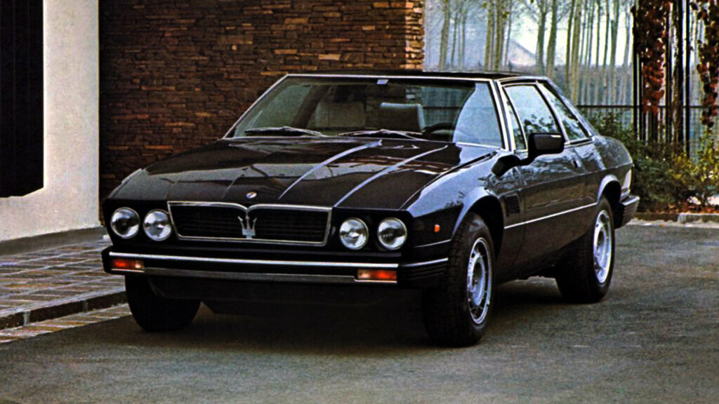 Coche del día: Maserati Kyalami (AM129)