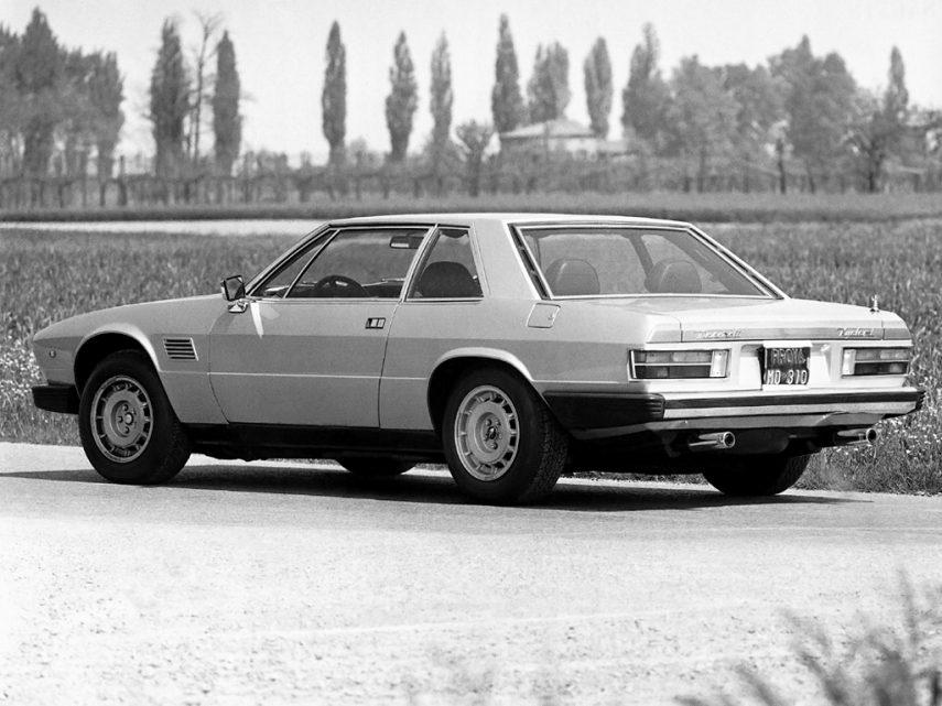 Maserati Kyalami 2