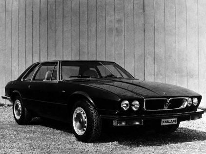 Maserati Kyalami 4