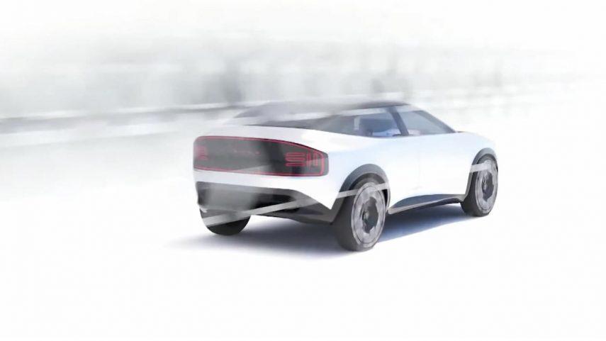 El próximo Nissan Leaf podría convertirse en un SUV eléctrico