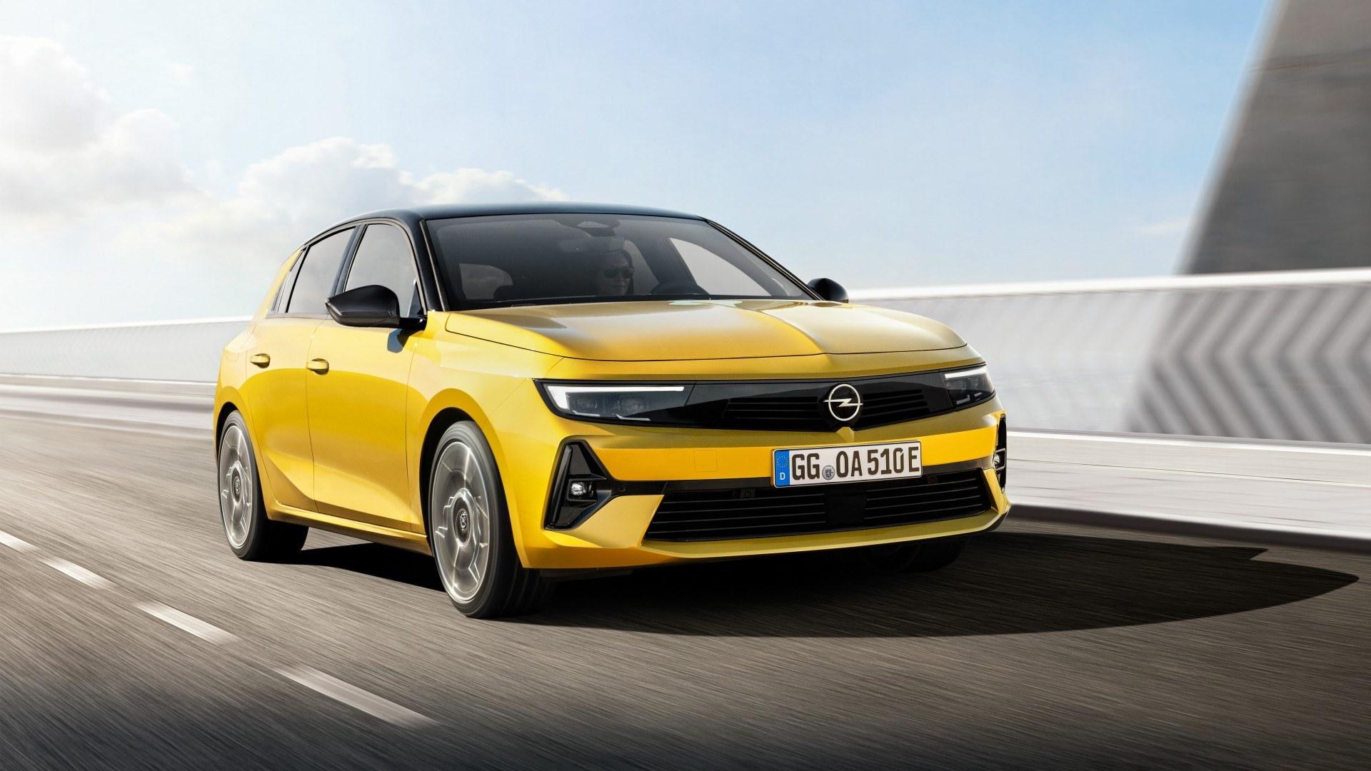 Opel Astra 2022, ahora más francés que nunca