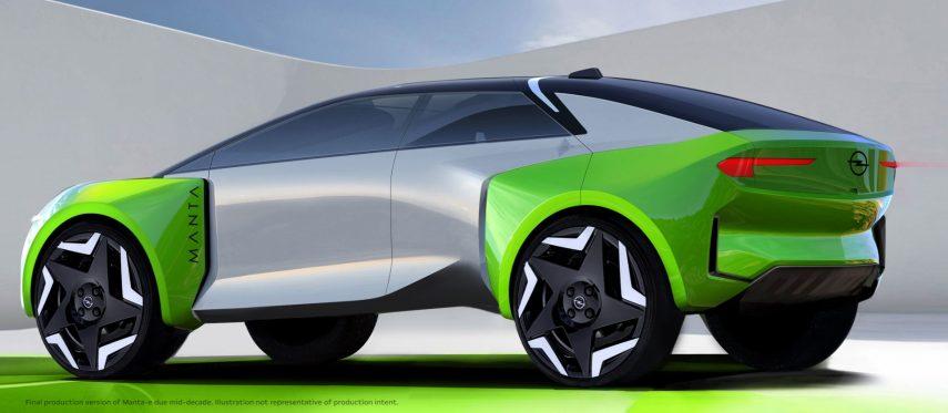Opel Manta e Concept