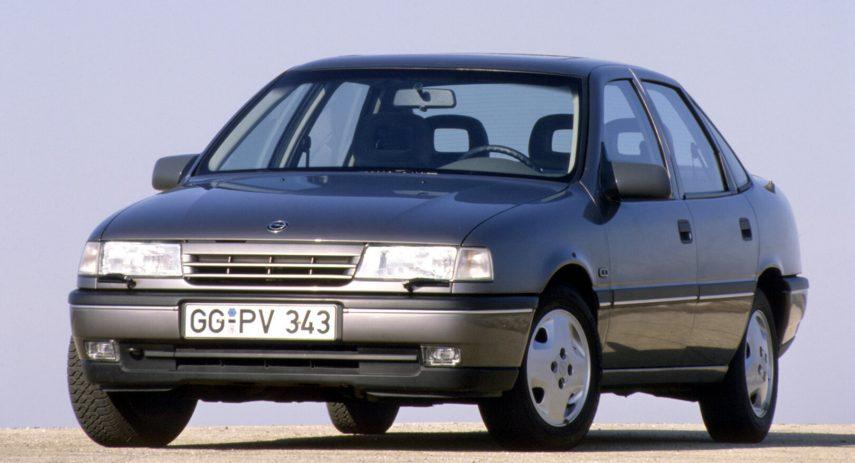 Opel Vectra 20i CD sedan 1988 1
