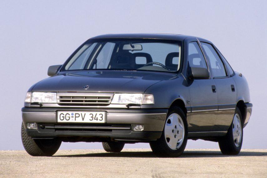 Coche del día: Opel Vectra 2.0i CD (A)