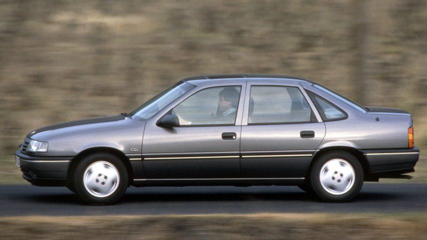 Opel Vectra 20i CD sedan 1988 2