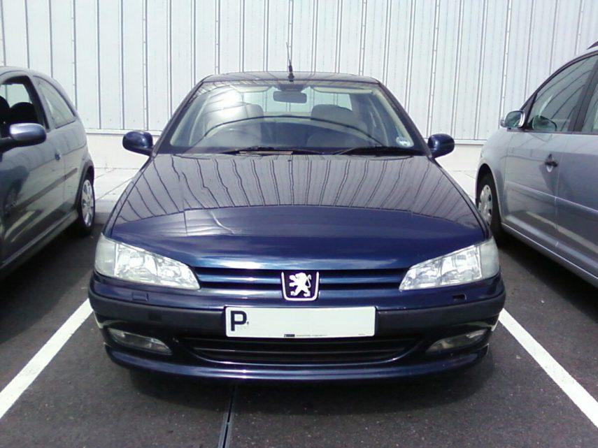 Peugeot 406 20 Turbo Executive