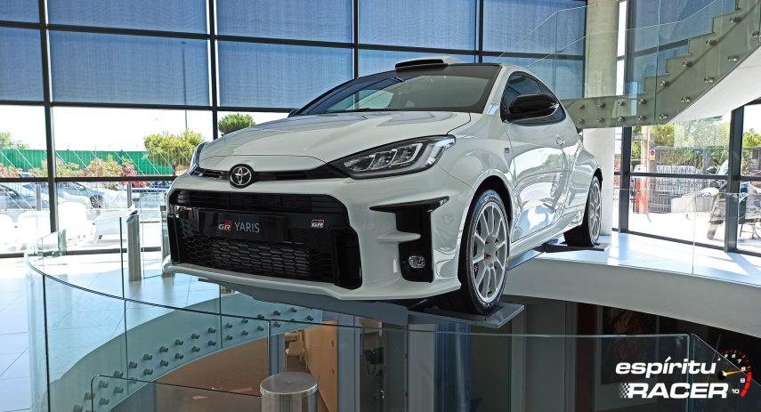 Presentacion Toyota GR Yaris RZ 01