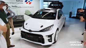 Presentacion Toyota GR Yaris RZ 05