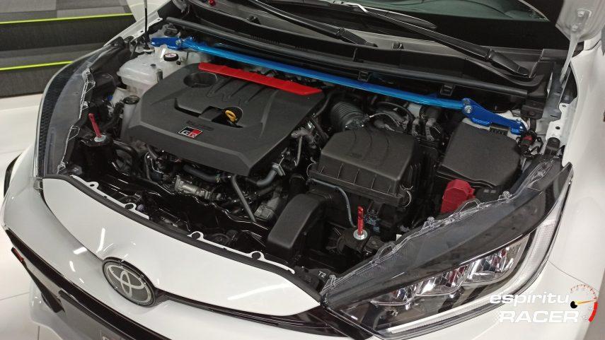 Presentacion Toyota GR Yaris RZ 13