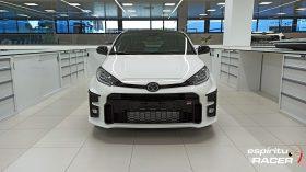 Presentacion Toyota GR Yaris RZ 14