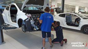 Presentacion Toyota GR Yaris RZ 15