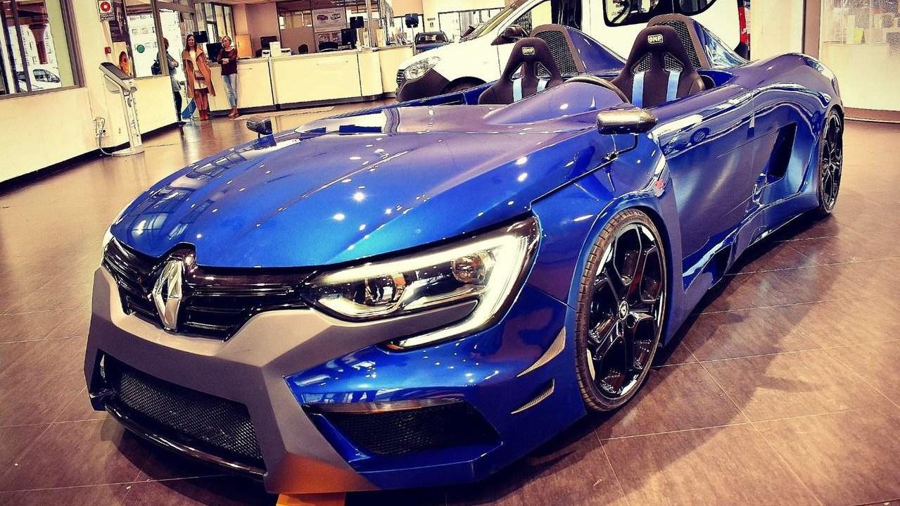 Renault Modus Operandi, tuyo por 14.000 euros