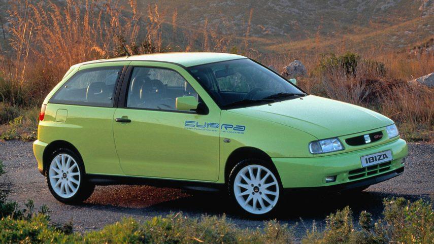 SEAT Ibiza GTi 16v Cupra 6K 1