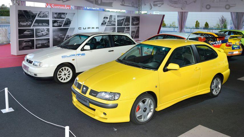 SEAT Ibiza GTi 16v Cupra 6K 3