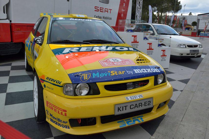 SEAT Ibiza GTi 16v Cupra 6K 4