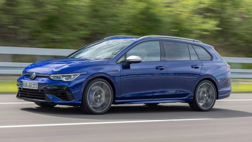 Volkswagen Golf R Variant 2021, el familiar compacto más rápido de Europa
