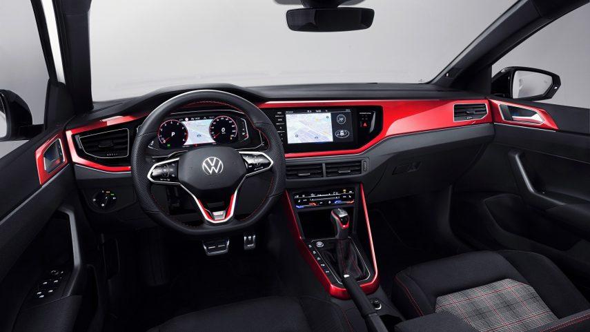 Volkswagen Polo GTI 2022 (12)