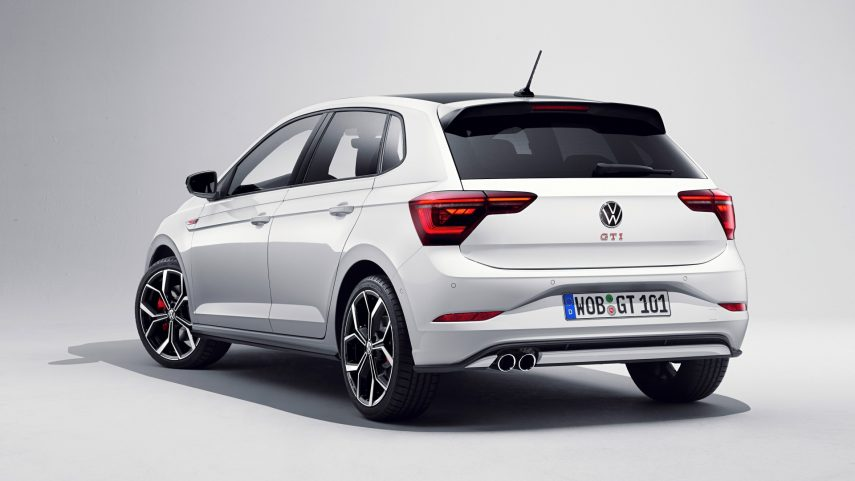 Volkswagen Polo GTI 2022 (4)