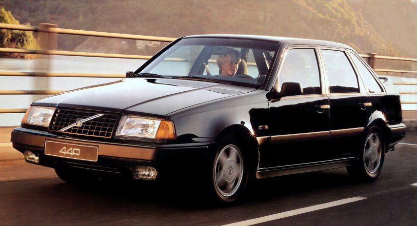 Volvo 440 GLT 1
