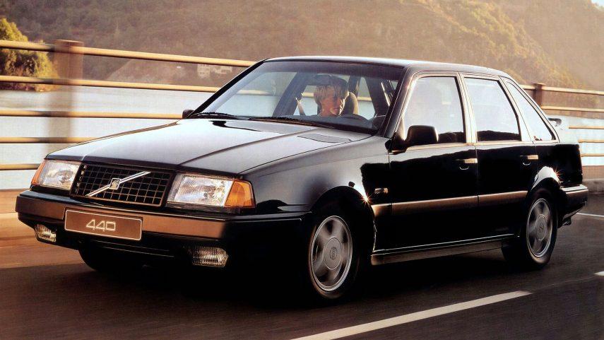 Coche del día: Volvo 440 1.7 Injection