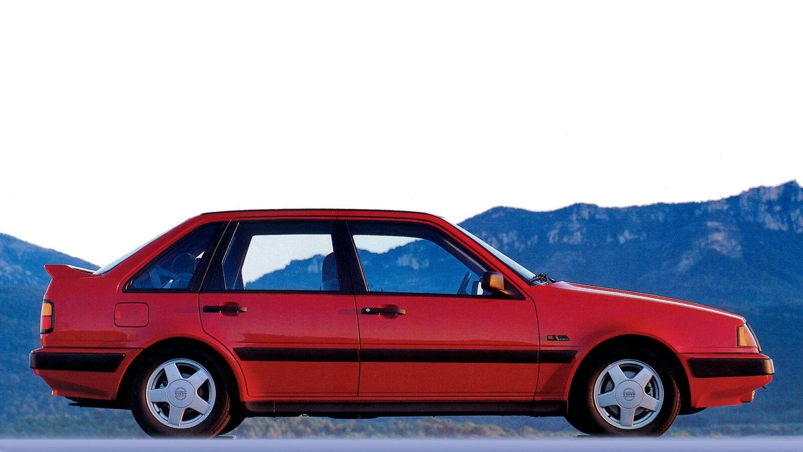 Volvo 440 GLT 2