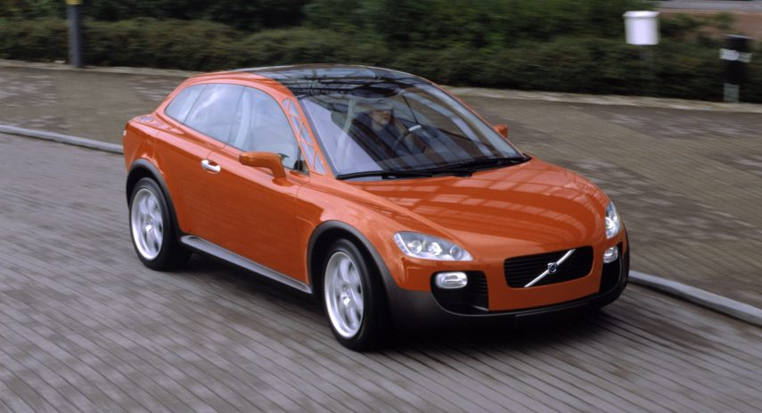 Volvo SCC Safety Concept Car 1