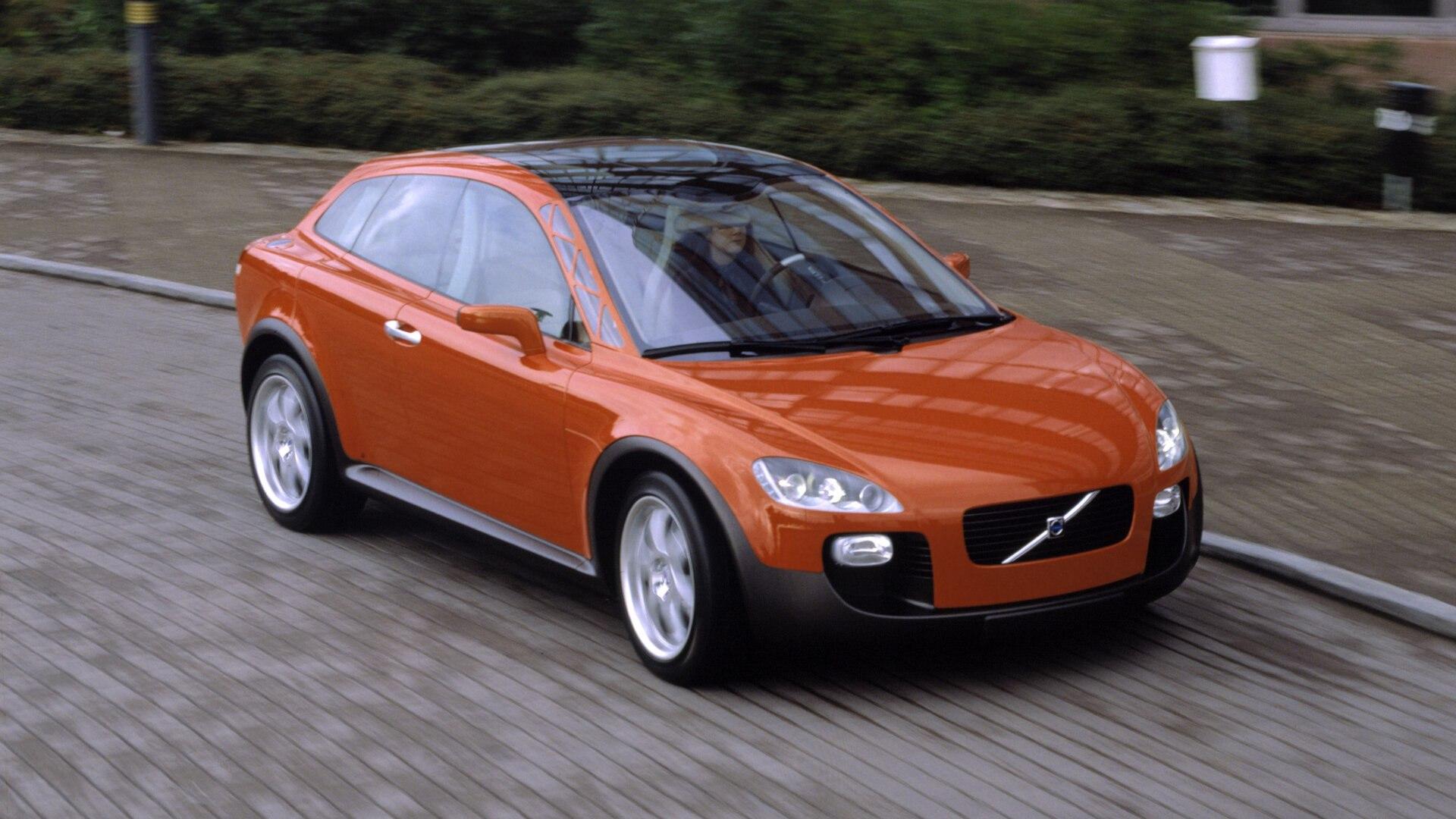 Coche del día: Volvo SCC