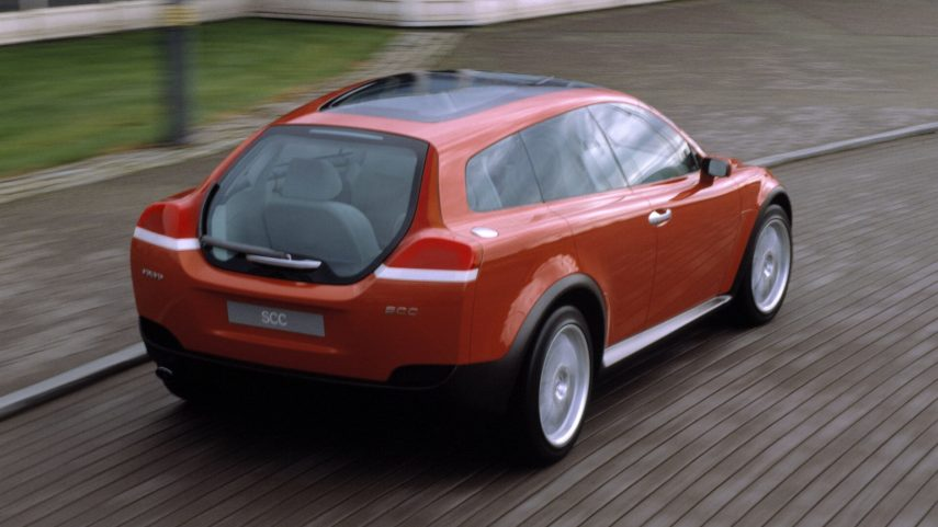 Volvo SCC Safety Concept Car 2